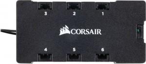 Corsair RGB Fan LED Hub - RGB elosztó (CO-8950020)