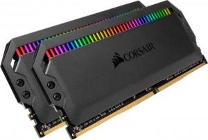 Corsair Dominator Platinum RGB DIMM kit 32 GB, DDR4-3466, CL16-18-18-36 (CMT32GX4M2C3466C16)