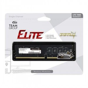 TeamGroup 8GB DDR4 2666MHz Elite /TED48G2666C1901/