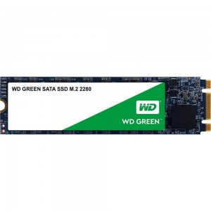 Western Digital 480GB M.2 2280 Green Series WDS480G2G0B