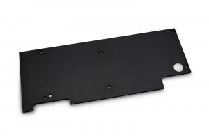 EKWB EK-FC Strix RTX 2080 Ti Backplate Classic - Black (3831109818190)