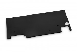 EKWB EK-Vector Aorus RTX 2080 Ti Backplate - Black (3831109817070)