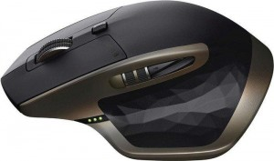 Logitech MX Master for Business Wireless mouse Meterorite Grey (910-005213)