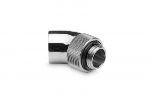 EKWB EK-AF Angled 45° - Nickel (3831109815687)