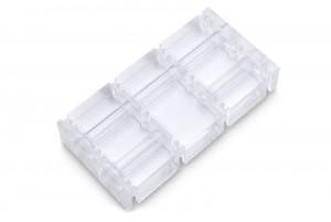 EKWB EK-Scalar Quad 2-slot - Plexi (3831109814024)