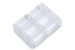 EKWB EK-Scalar Triple 2-slot - Plexi (3831109814000)