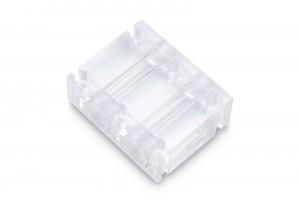 EKWB EK-Scalar Dual 2-slot - Plexi (3831109813942)