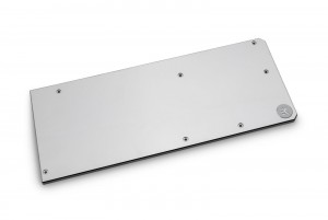 EKWB EK-Vector Radeon RX 5700 +XT Backplate - Nickel (3831109819593)