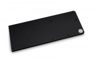 EKWB EK-Vector Radeon RX 5700 +XT Backplate - Black (3831109819586)