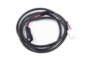 Aquacomputer csatlakozó kábel riasztás kimenet (ventilátor csatlakozó) az alaplap power gombjához 53217