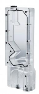 PHANTEKS  R220C tartály - átlátszó akril hátlap, DRGB LED (PH-R220C_02)
