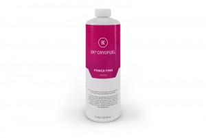 EKWB EK-CryoFuel Power Pink (Premix 1000mL) (3831109816134)