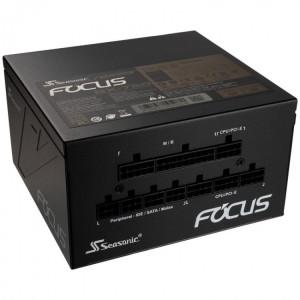 Seasonic Focus GX-750 750W 12cm ATX BOX 80+ Gold Tápegység /SSR-750GD2/