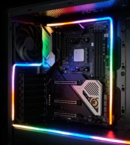 PHANTEKS Neon Digital RGB LED-Strip, 55 cm (PH-NELEDKT_M5)