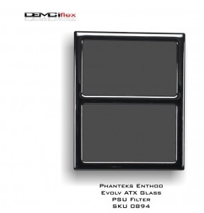 DEMCiflex Phanteks Enthoo Evolv ATX Glass PSU Filter (DF0894)