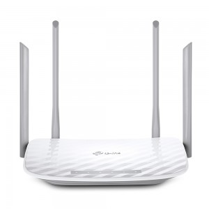 TP-Link Archer C5 V4 AC1200 Wireless Dual Band Gigabit Router (ARCHER C5 V.4)