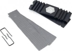 Bitspower M.2 SSD Armor Advanced Version, fekete (BP-HDM2HSAV-BK)