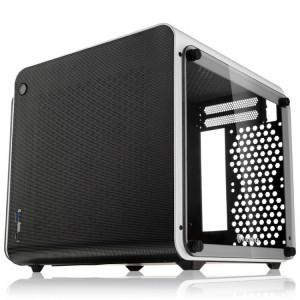 Raijintek METIS EVO TG Mini-ITX, Tempered Glass - fehér (0R20B00162)