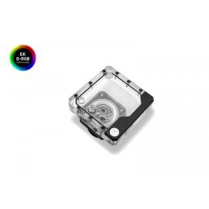 EKWB EK-Quantum Kinetic FLT 120 D5 PWM D-RGB - Plexi /3831109819784/