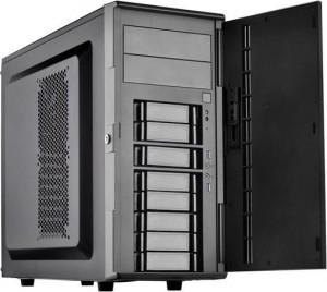 SilverStone Case Storage CS380 fekete (SST-CS380B)