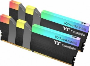 Thermaltake Toughram RGB Memory DIMM Kit 16GB, DDR4-3600, CL18 (R009D408GX2-3600C18B)