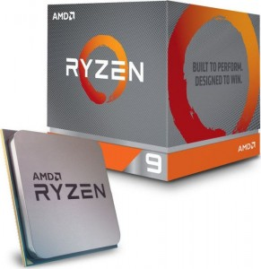 AMD Ryzen 9 3900X 3.8GHz AM4 BOX Wraith Prism RGB hûtõ /100-100000023BOX/