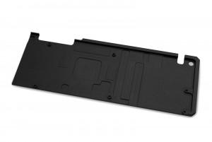 EKWB EK-Quantum Vector Dual Evo RTX 2070/2080 Backplate - Black (3831109819715)