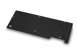EKWB EK-FC RTX 2080 +Ti Backplate Classic - Black (3831109813881)