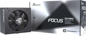 Seasonic Focus PX 80 Plus Platinum modularis 550 Watt (FOCUS-PX-550)