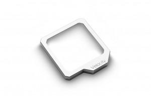 EKWB EK-Quantum Velocity Frame - Nickel (3831109822036)