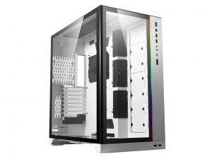 Lian Li O11Dynamic XL (ROG Certified) Midi-Tower - fehér (O11DXL-W)