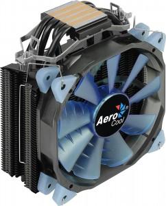Aerocool Verkho 4 Dark 12cm PWM Processzor hûtõ /ACTC-NA30430.01/