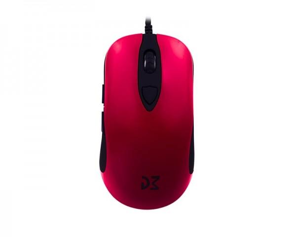 Dream Machines DM1 FPS Blood Red Gaming Maus - RGB, vörös (DM1FPS_Red)