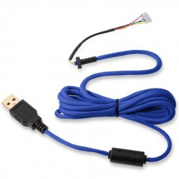Glorious PC Gaming Race Ascended Cable V2 - Cobalt Blue (G-ASC-BLUE-1)