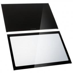 Streacom DA2 Window-oldallap-Kit - Tempered Glass, fekete (ST-DA2-TGK)