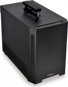 Lian Li TU150X Mini-Tower - fekete (TU150X)