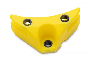 EKWB EK-Vardar X3M Damper Pack - Yellow (3830046996961)