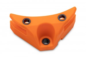 EKWB EK-Vardar X3M Damper Pack - Orange (3830046996930)