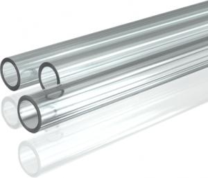 Raijintek RAITUBO-H100 14/10mm Hard-Tube PETG - klar, 100cm (3er(0R40B00177)