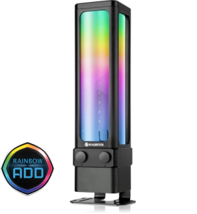 Raijintek ANTILA D5 EVO RBW Pumpa AGB, ARGB - fekete (0R40B00188)