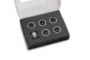 EKWB EK-Quantum Torque 6-Pack STC 10/16 - Black Nickel (3831109824481)