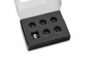 EKWB EK-Quantum Torque 6-Pack STC 10/13 - Black Nickel (3831109824474)