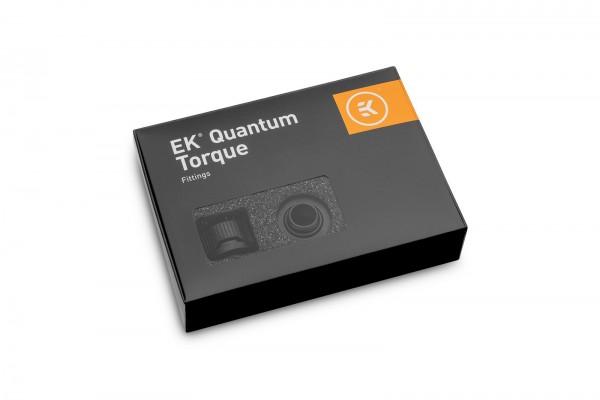 EKWB EK-Quantum Torque 6-Pack HTC 14 - Black (3831109824450)
