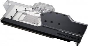 Phanteks Glacier RTX 2080 ASUS Dual Evo Edition DRGB fekete (PH-GB2080ASDEVO_BK01)