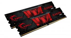 G.SKILL 32GB DDR4 3200MHz Kit (2x16GB) Aegis Black (F4-3200C16D-32GIS)