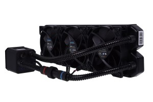 Alphacool Eisbaer 360 CPU - Black bővíthető folyadékhűtés 11286