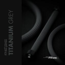 MDPC-X Sleeve BIG - Titanium-Grey, 1m(SL-B-TI)