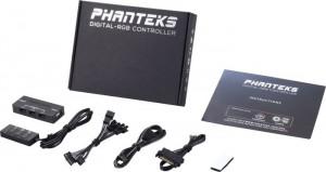 PHANTEKS Digital RGB Controller és Hub (PH-CTHUB_DRGB_01)