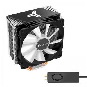 Jonsbo CR-1000 GT processzor hűtő, ARGB - 120mm, fekete (CR-1000GT)