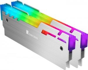 Jonsbo NC-3 2x ARGB-RAM hűtő kiegészítő - ezüst(NC-3 ARGBX2)